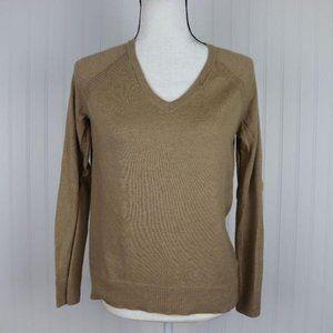 Gap V Neck Merino Wool Sweater Size Small